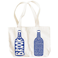 Canvas Double Wine Tote