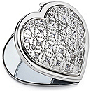 Crystal Heart Compact