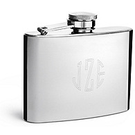 Classic Shiny 4 oz Flask