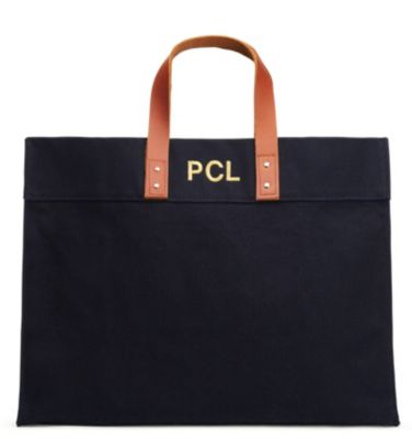 Utility Canvas Tote