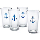 Anchor Pint Glass Set