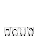 Shot Glass Set - Mustaches