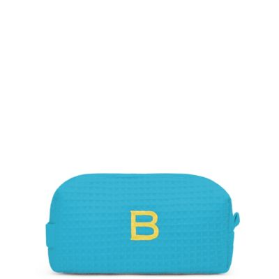 Initial Cosmetic Bag - Small