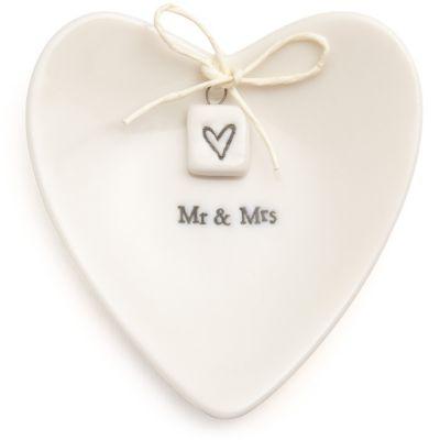 Mr. & Mrs. Ring Dish