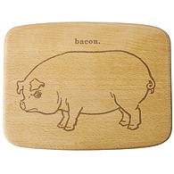 Piggy Cheese Board