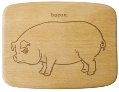 Piggy Cheese Board