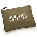 Supplies Zip Pouch