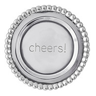 Cheers! Wine Coaster