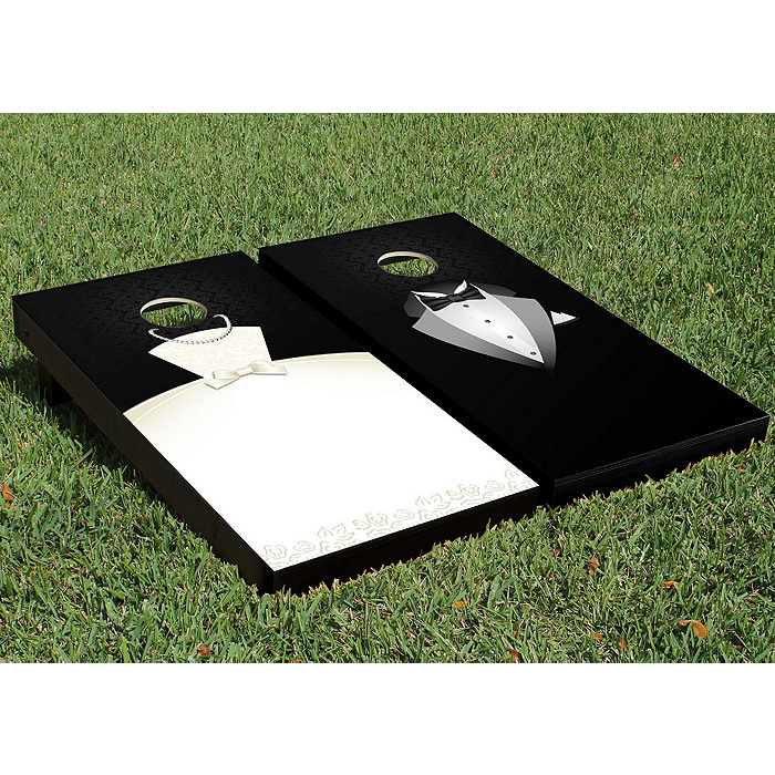 Bean Bag Toss Lawn Game