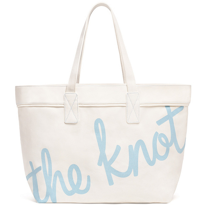 The Knot Signature Tote