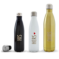 S'well Drinking Bottle - His/Hers/Ours
