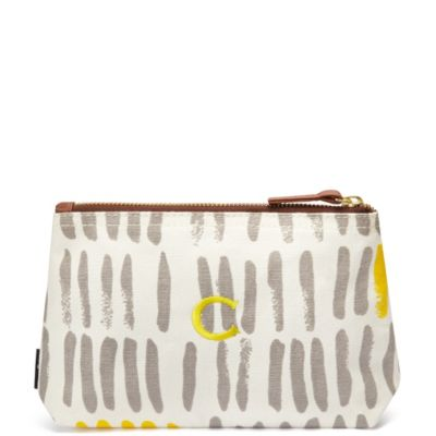 Canvas Pouch - Brushstroke