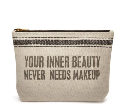 Inner Beauty Cosmetic Bag