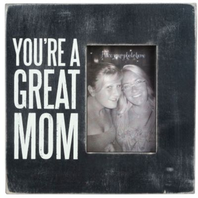 Box Frame - Great Mom