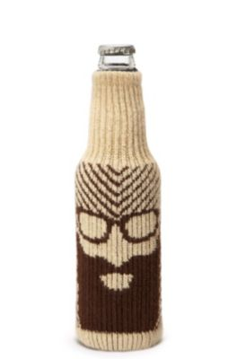 Freaker Knit Bottle Koozie - Long Beard