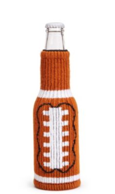 Freaker Knit Bottle Koozie - Football