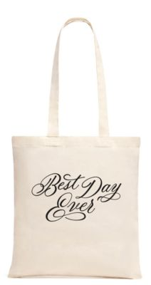 Celebration Tote - Best Day Ever