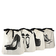 Travel Shoe Bag Set