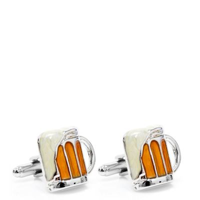 Draught Beer Cuff Links