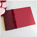 Serenade Bow Guest Book