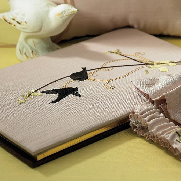Love Birds Guest Book