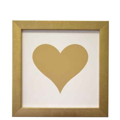 Heart Magnetic Guest Signature Frame