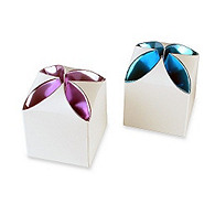 Flower Petal Favor Holders
