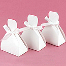 Dress Favor Boxes