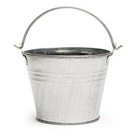 Favor Jars, Tins & Pails