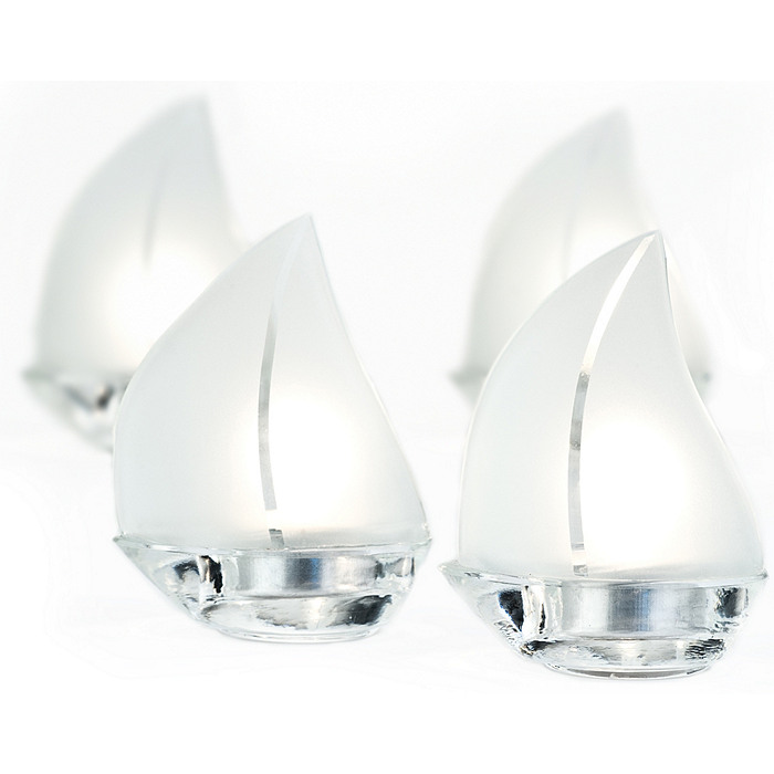 Sailboat Tealight Holders