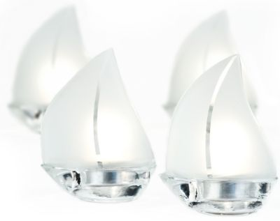 Sailboat Tealight Holders