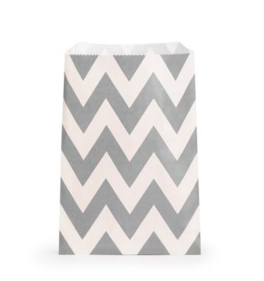 Chevron Favor Bags