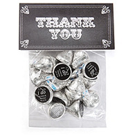 Chalkboard Cello Treat Bags