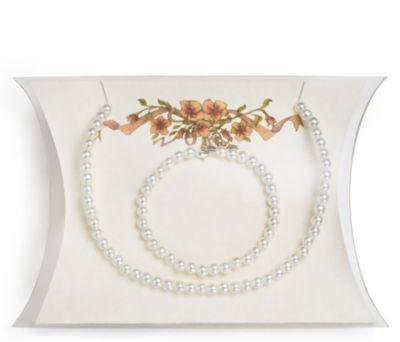 Flower Girl Pearl Jewelry Set