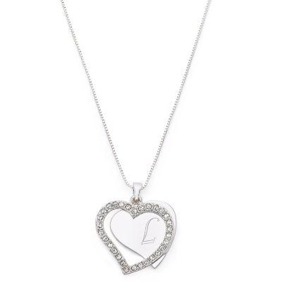 Heart Frame Necklace