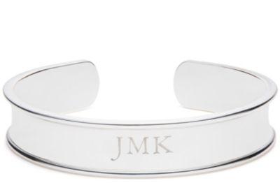 Curved Cuff Bracelet