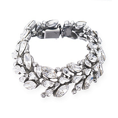 thomas laine belle epoque crystal teardrop bracelet