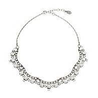 Thomas Laine Vintage Style Crystal Sparkling Night Necklace