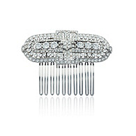 Thomas Laine Belle Epoque Crystal Hair Comb
