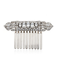Thomas Laine Crystal Hair Comb