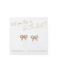 Tie the Knot Earrings
