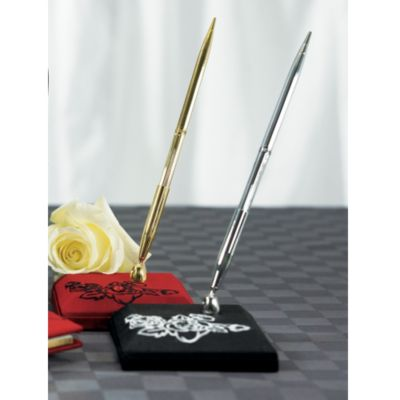 Botanical Pen and Holder