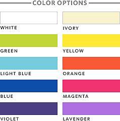 Color Options
