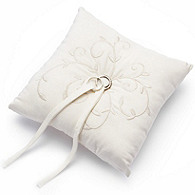Bamboo-Rayon Ring Pillow