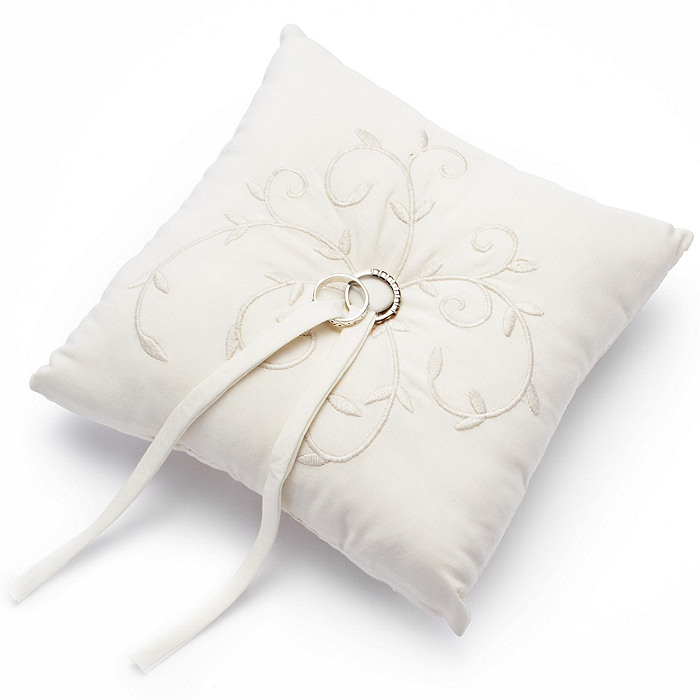 Ring Bearer Pillows & Flower Girl Baskets - The Knot Wedding Shop