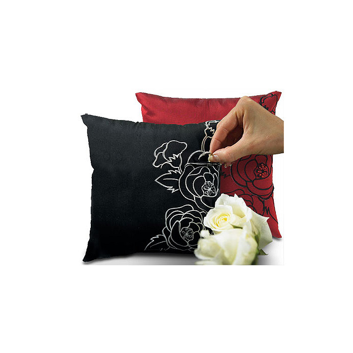 Botanical Ring Pillow