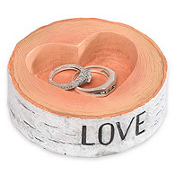 Birch Love Ring Bowl