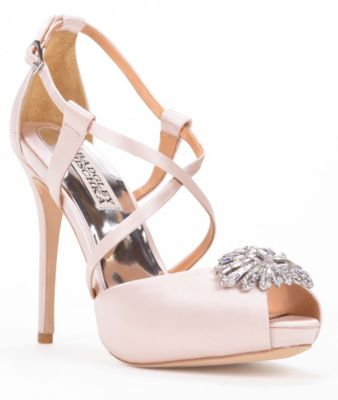 Badgley Mischka Hilary Pink
