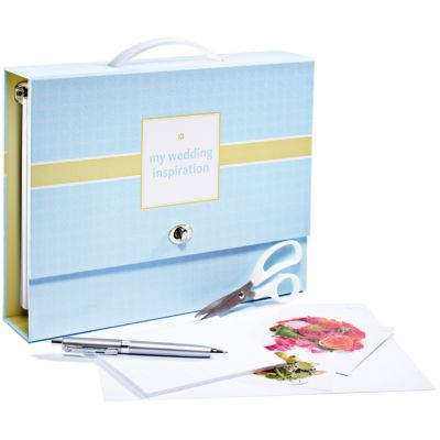 The Knot Inspired Bride Kit - Blue Dot