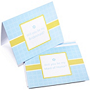 The Knot Will You Be Bridesmaid Cards - Blue Dot